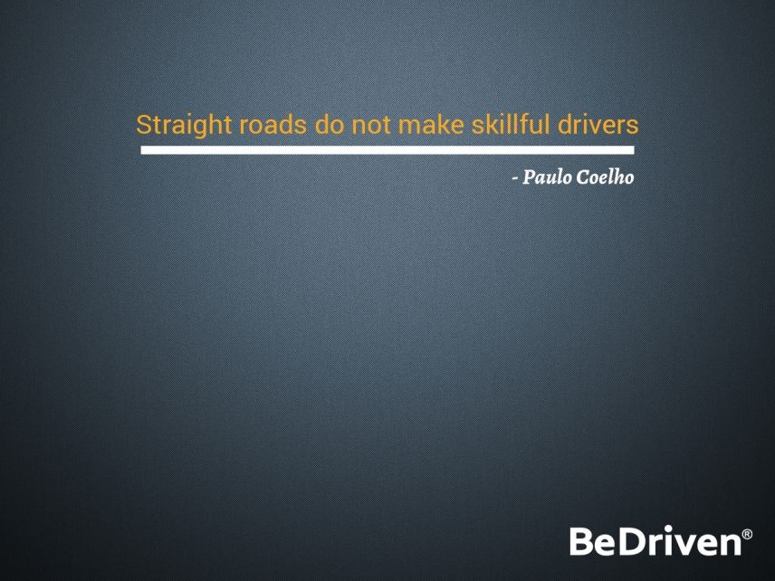 Driving Quotes by BeDriven