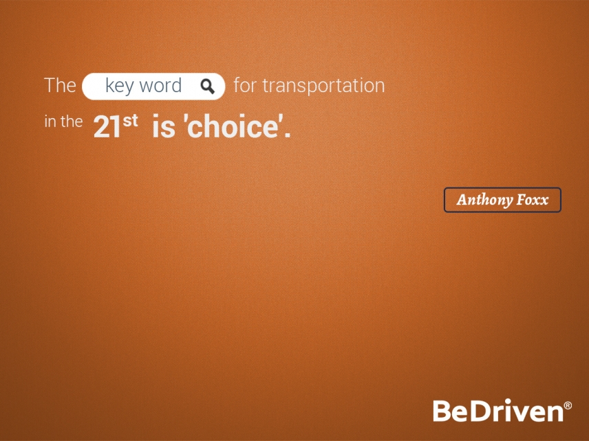 Transportation Quotes by BeDriven